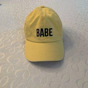 "Babe ""swish"" Cap"
